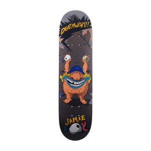 "Deathwish Foy Ahhh Real Brute 8.0"" Skateboard Deck"