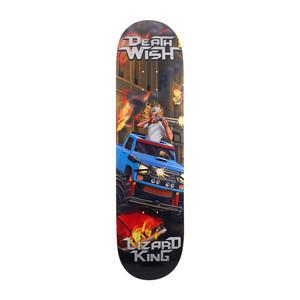 "Deathwish Lizard King Metal Mayhem 8.125"" Skateboard Deck"