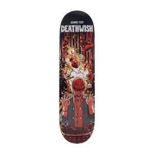 "Deathwish Foy Premonition 8.38"" Skateboard Deck"