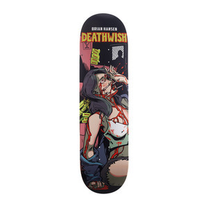 "Deathwish Slash Premonition 8.5"" Skateboard Deck"