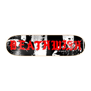 "Deathwish Deadly Intent 8.25"" Skateboard Deck"