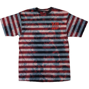 Deathwish Deathstack T-Shirt - Red Stripe