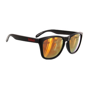 Deathwish Deathspray Sunglasses - Black/Red