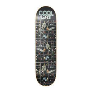 "Deathwish Lizard King Cool Cat 8.125"" Skateboard Deck"