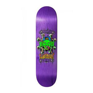 "Deathwish Lizard King Jusskid 8.25"" Skateboard Deck"