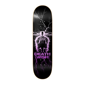 "Deathwish Shocker 8.38"" Skateboard Deck"
