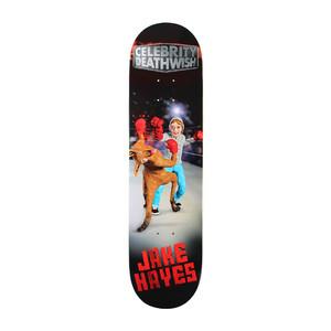 """Deathwish Hayes Celebrity Deathwish 8.125"""" Skateboard Deck"""