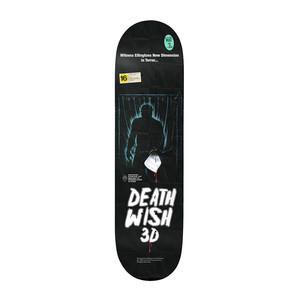 "Deathwish Ellington VHS Wasteland II 8.25"" Skateboard Deck"