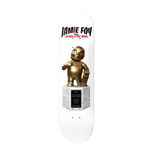 "Deathwish Foy SOTY 8.0"" Skateboard Deck - Big Boy Trophy"