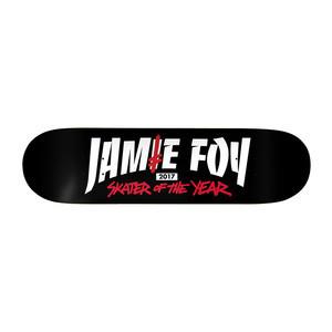 """Deathwish Foy SOTY 8.25"""" Skateboard Deck"""