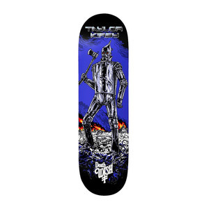 "Deathwish Nightmare in Emerald City 8.0"" Skateboard Deck - Kirby"