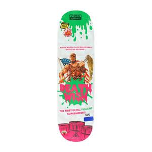 "Deathwish Kirby VHS Wasteland II 8.38"" Skateboard Deck"
