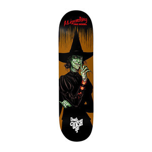 "Deathwish Nightmare in Emerald City 8.0"" Skateboard Deck - Lizard King"