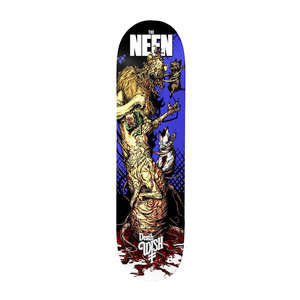 "Deathwish Nightmare in Emerald City 8.38"" Skateboard Deck - Neen"