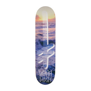 "Deathwish Gang Logo Fellowship 8.0"" Skateboard Deck"