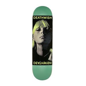 """Deathwish Herione 8.5"""" Skateboard Deck"""