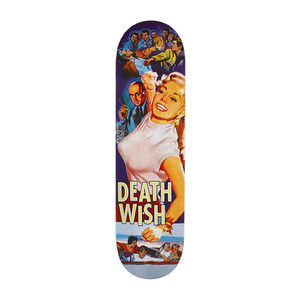 "Deathwish Lay It On Me 8.48"" Skateboard Deck"