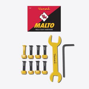 "Diamond Hella Tight Sean Malto Hardware — 7/8"""