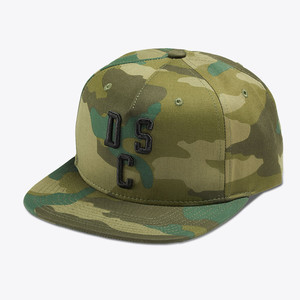 Diamond DSC Block Hat - Camo