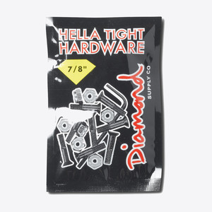 Diamond Hella Tight Hardware — 7/8""