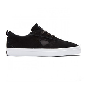 Diamond Icon Skateboard Shoe - Black
