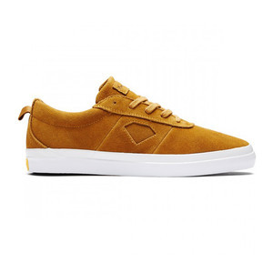 Diamond Icon Skateboard Shoe - Light Brown