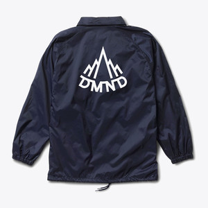 Diamond Mountaineer Coaches Jacket - Navy