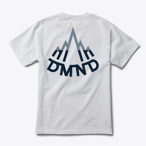 Diamond Mountaineer T-Shirt - White