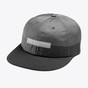 Diamond Peruzzi Strapback Hat - Grey