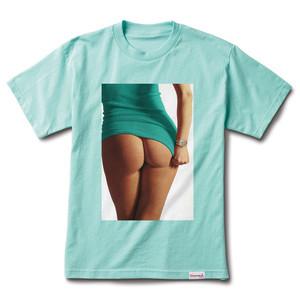 Diamond Sneak Peek T-Shirt — Diamond Blue