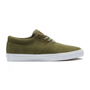 Diamond Torey Skateboard Shoe - Olive