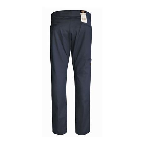 Dickies 811 Skinny Straight Double Knee Work Pant - Dark Navy