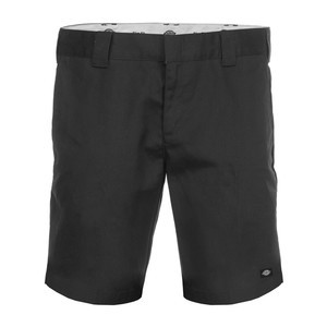 Dickies 872 Slim Fit Work Short - Black