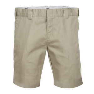 Dickies 872 Slim Fit Work Short - Khaki