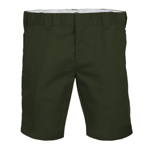Dickies 872 Slim Fit Work Short - Olive