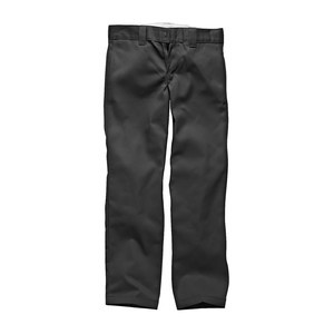 Dickies 873 Slim Straight Fit Work Pant - Black
