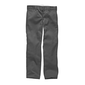 Dickies 873 Slim Straight Fit Work Pant - Charcoal