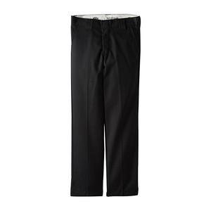 Dickies Youth 873 Slim Straight Fit Work Pant - Black