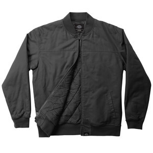 Dickies Anchorage Bomber Jacket - Black