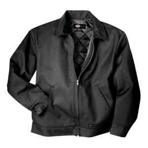 Dickies Lined Eisenhower Jacket - Black