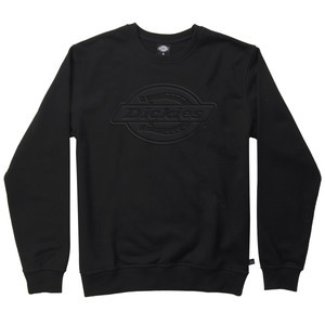 Dickies H.S. Ohio Crewneck Sweater - Black