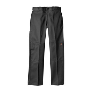 Dickies Loose Fit Double Knee Work Pant - Black