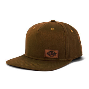 Dickies H.S. Original Snapback Hat - Duck Brown