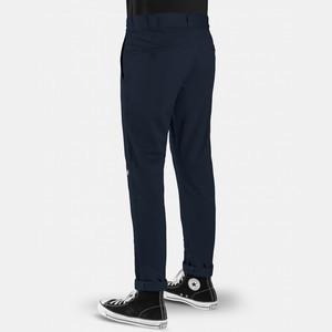 Dickies Skinny Double Knee Work Pant - Dark Navy