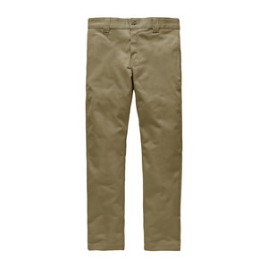 Dickies 803 Slim Skinny Straight Fit Work Pant - British Tan