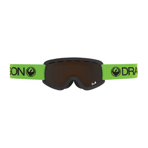 Dragon Lil D Youth Snowboard Goggle - Reflect / Smoke