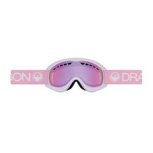 Dragon DXS Snowboard Goggle 2017 - Light Pink / Pink Ionized