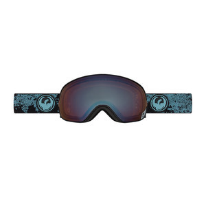 Dragon X2s Snowboard Goggle 2017 - Mason Blue / Flash Blue Polarized