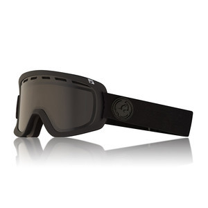 Dragon D1 OTG Snowboard Goggle 2018 - Murdered / Dark Smoke