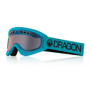 Dragon DXs Snowboard Goggle 2018 - Blue / Flash Blue